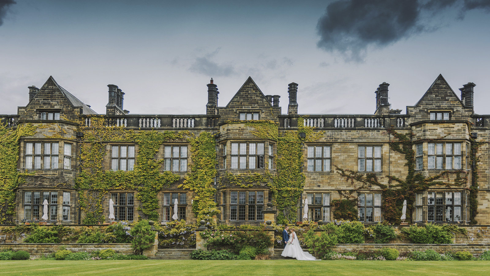 Wedding video North Yorkshire