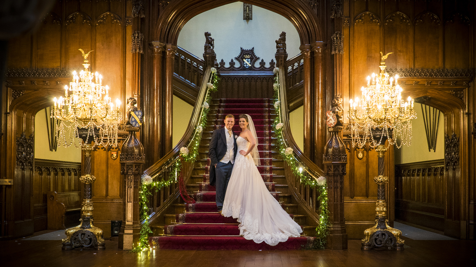 Allerton Castle Wedding Video